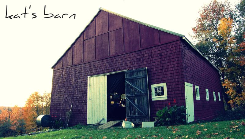 Kat's barn
