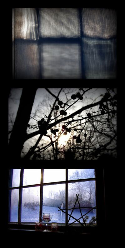 Light triptych