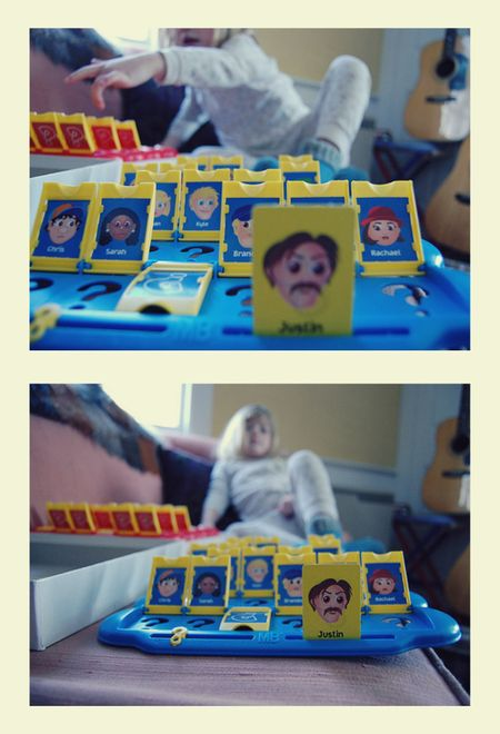Sick guess who
