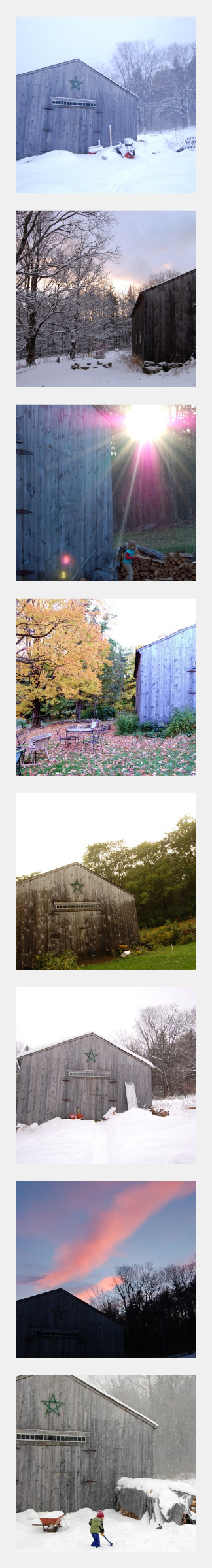 Barn collage 2