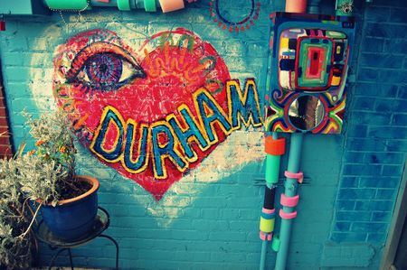 Eye love durham