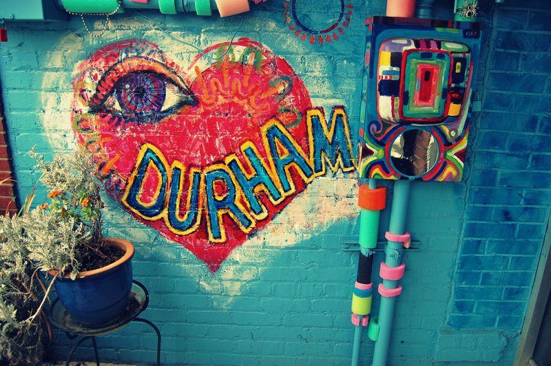 Eye love durham